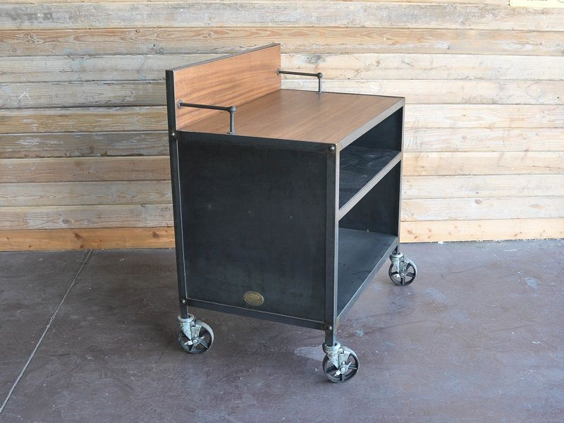industrial style restaurant furniture. smith commons restaurant hostess stand furniture by vintage industrial in phoenix style w