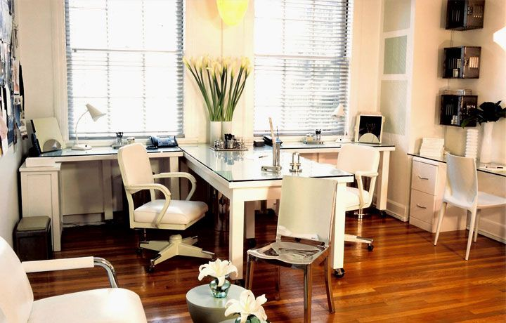 Two Person Desk Design Ideas For Your Home Office With Images