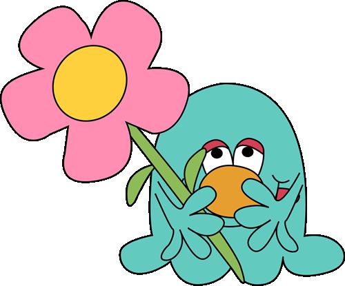 ᗰọʂtєrʂ/ẠƖíєŋʂ | ⁀Monsters vs. Aliens‿ | Flower clipart ...