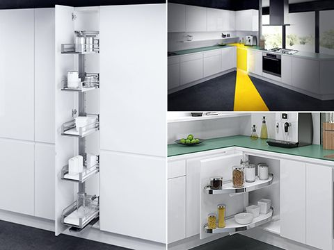 Awesome Soluzioni Cucine Ad Angolo Images - Ideas & Design 2017 ...
