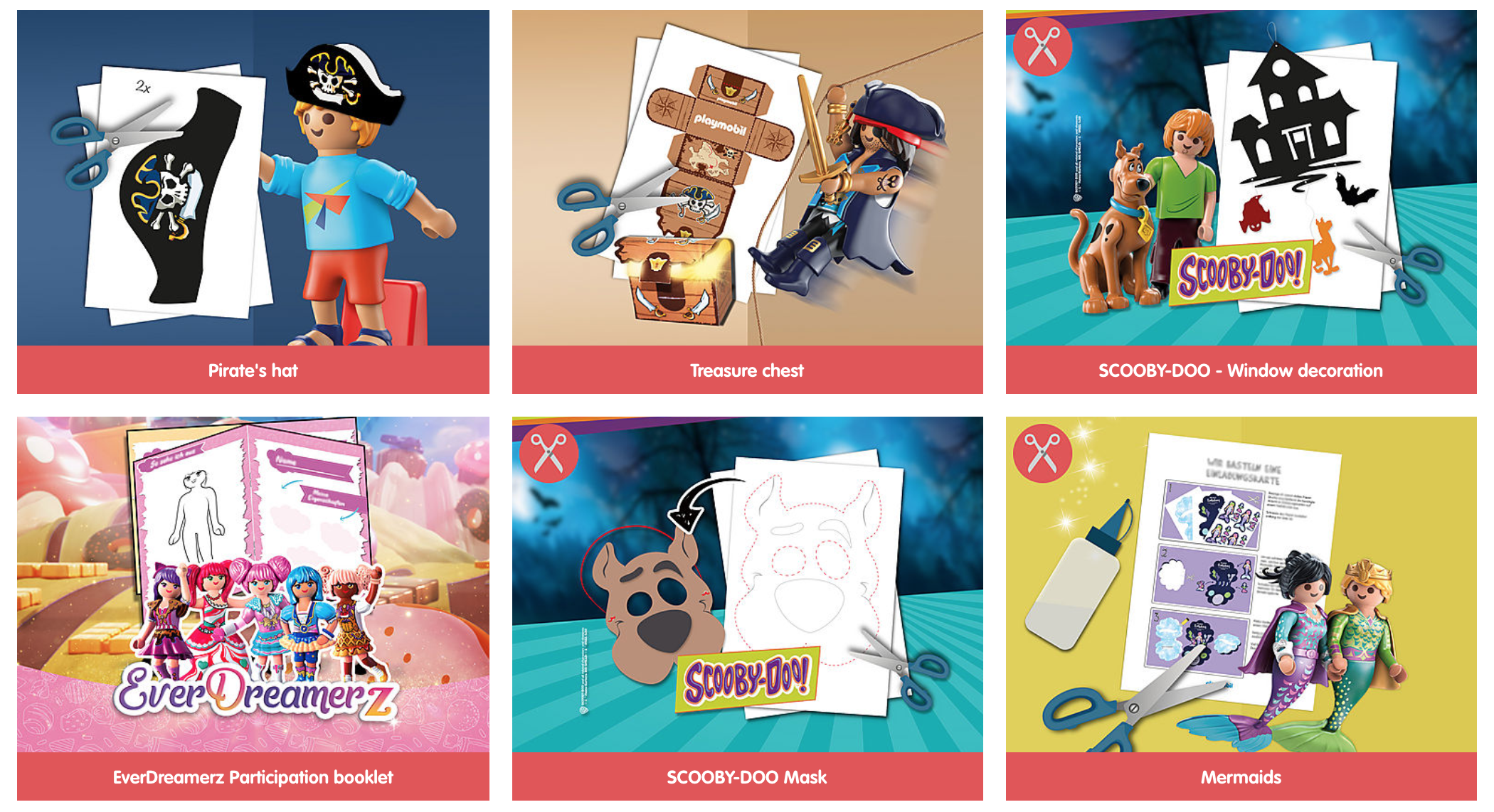 Playmobil Free Activities for Kids in 2020 Free