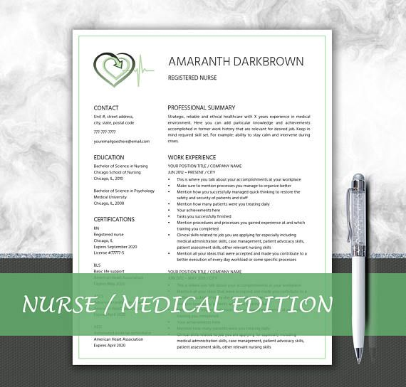 Medical Resume  Doctor Cv  Nurse Resume  Writing Tips  Cover