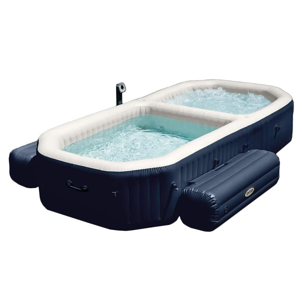 Top 10 Best Inflatable Hot Tubs In 2020 Topreviewproducts Best Inflatable Hot Tub Inflatable Hot Tubs Pool Hot Tub