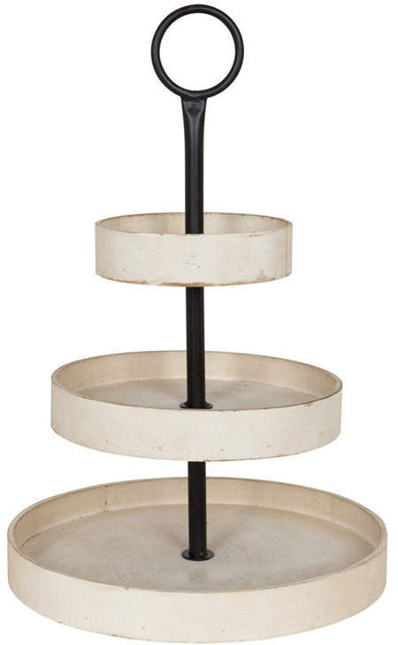Kate And Laurel Woodmont 3 Tiered Wood Tray 3 Tier Reviews Macy S Tray Decor Christmas Tiered Stand Wood Tray