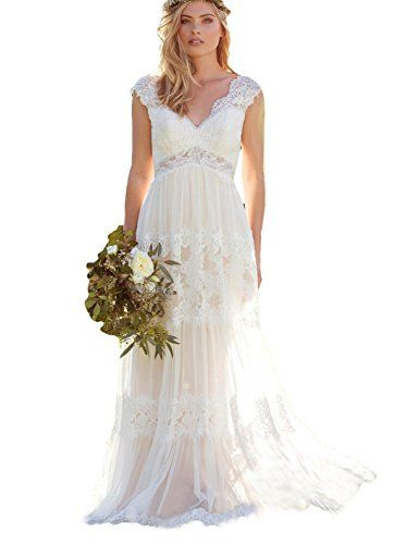 c22260156a60 Vintage Country Weddings, Country Wedding Dresses, Long Wedding Dresses, Wedding  Dress Sleeves,