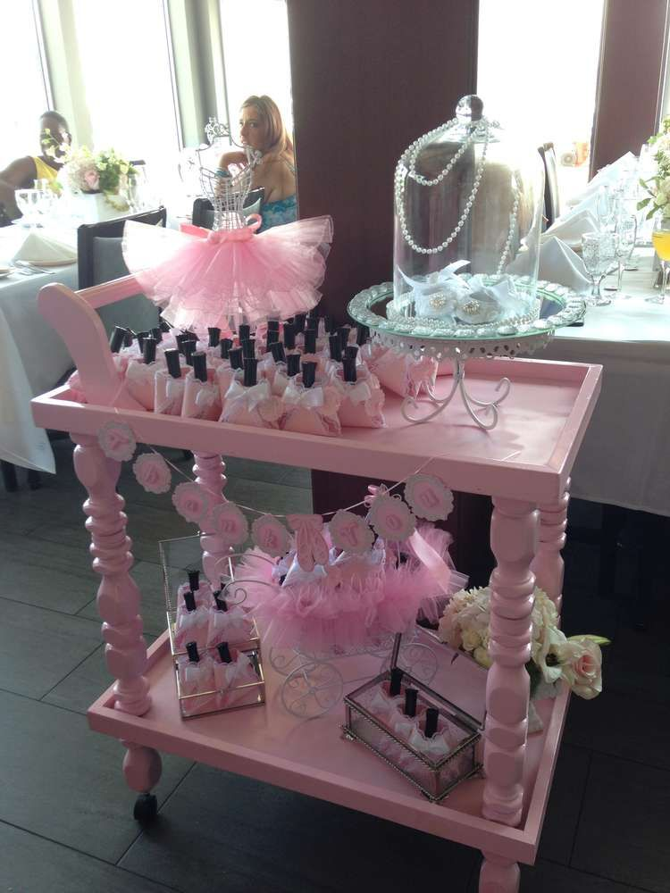 Ballerina Baby Shower Party Ideas Baby Shower Party Planning Ideas
