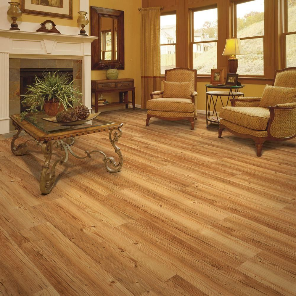Home Legend Mission Pine 10 Mm Thick X 5 6 In Wide 50 8 Length Laminate Flooring 26 65 Sq Ft Case Hl1023 The Depot