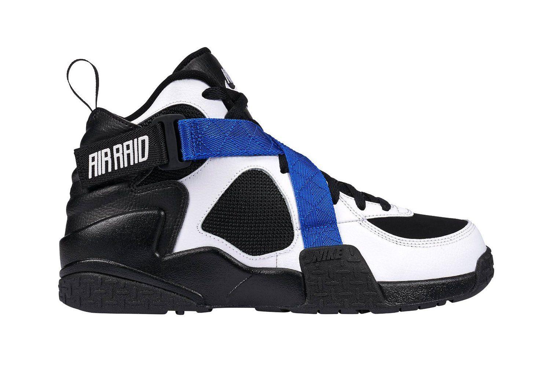 2a0026d390c Nike Air Raid 642330 014 Black  White  Blue