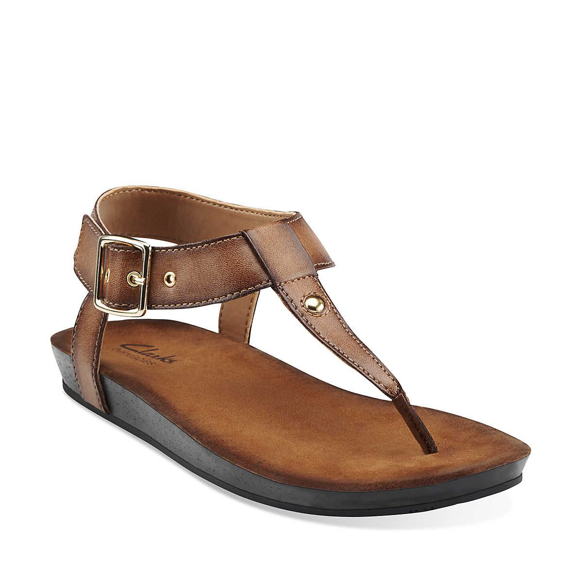 acbca70c6a2 Lynx Charm in Honey Synthetic - Womens Sandals from Clarks