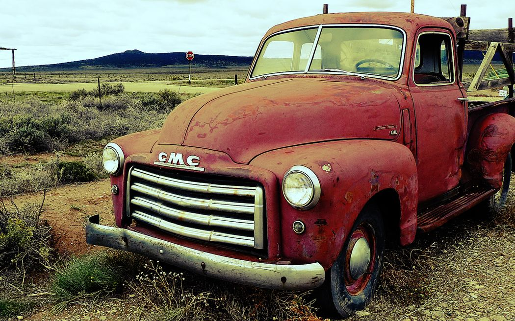 country truck | Wallpapers - Old Country Truck by sharpie ...