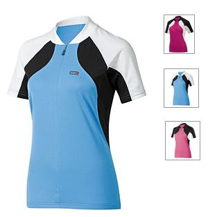Louis Garneau Womens Breeze 2 Cycling Jersey  648c5afef