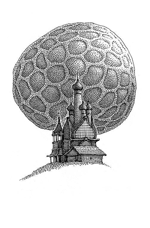 Sketchbook by Howell Golson, via Behance