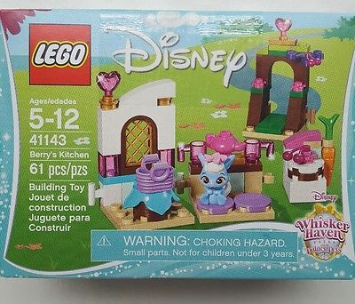 Lego Disney 41143 Berry/'s Kitchen Whisker Haven