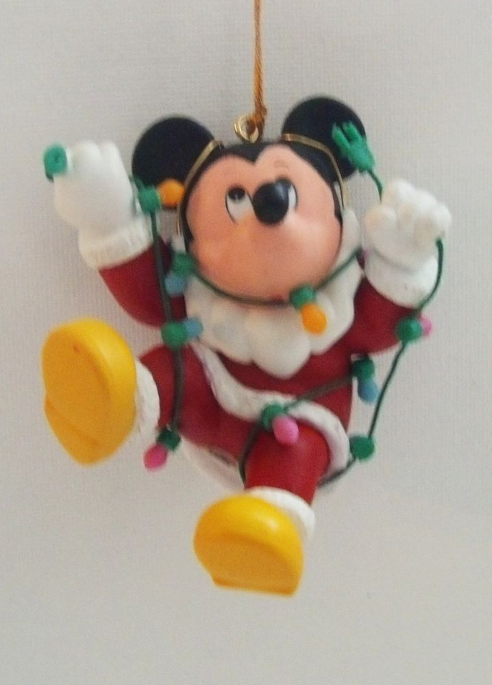 Vintage Disney Grolier Dco And Dca Christmas Ornaments Lot Of 10 Original Boxes Christmas Ornaments Vintage Disney Glass Christmas Ornaments
