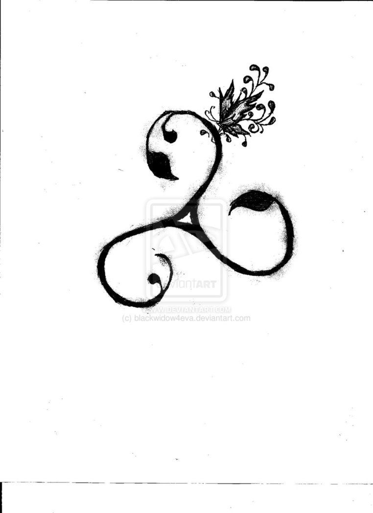 The triskele or triskelion is a three pronged spiral to ancient the triskele or triskelion is my symbol it would be cool if it made it into the tattoo blending in somehow buycottarizona