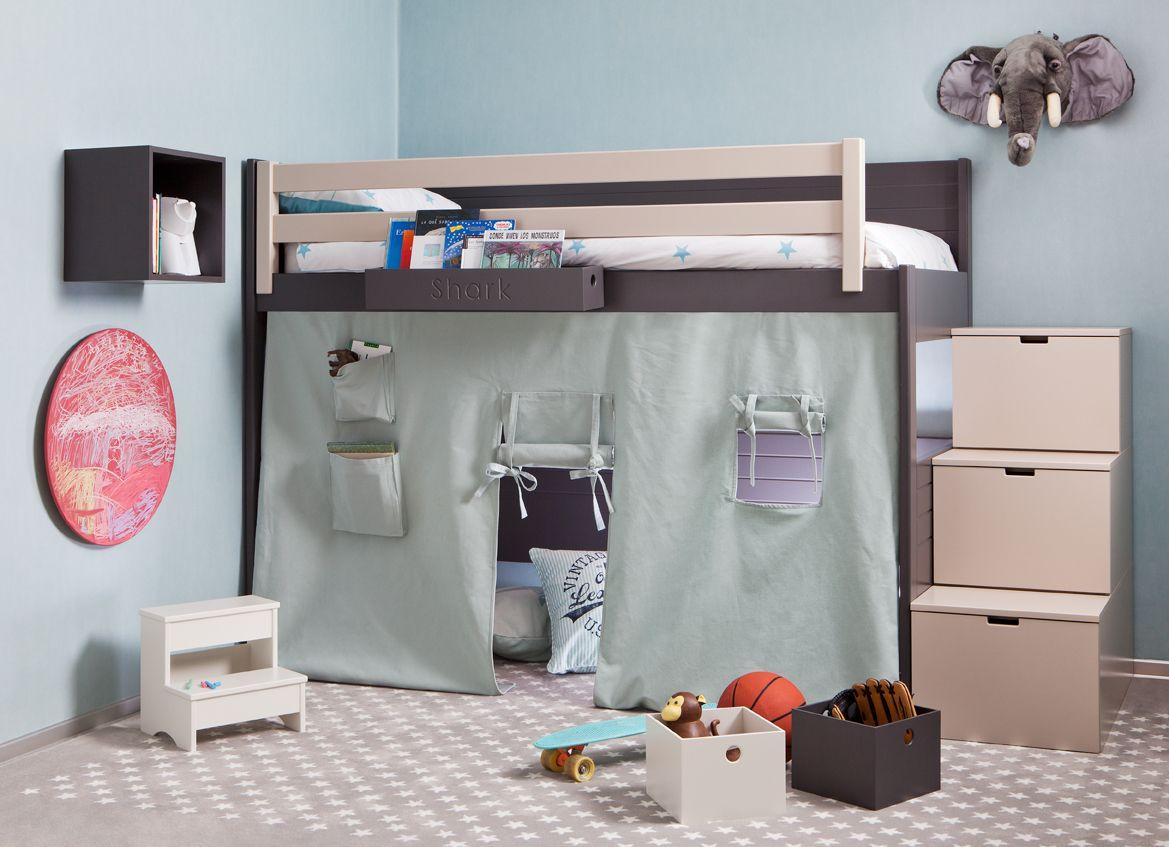 Muebles Infantiles Y Juveniles De Asoral Decoraci N Bebe  # Muebles Literas Infantiles