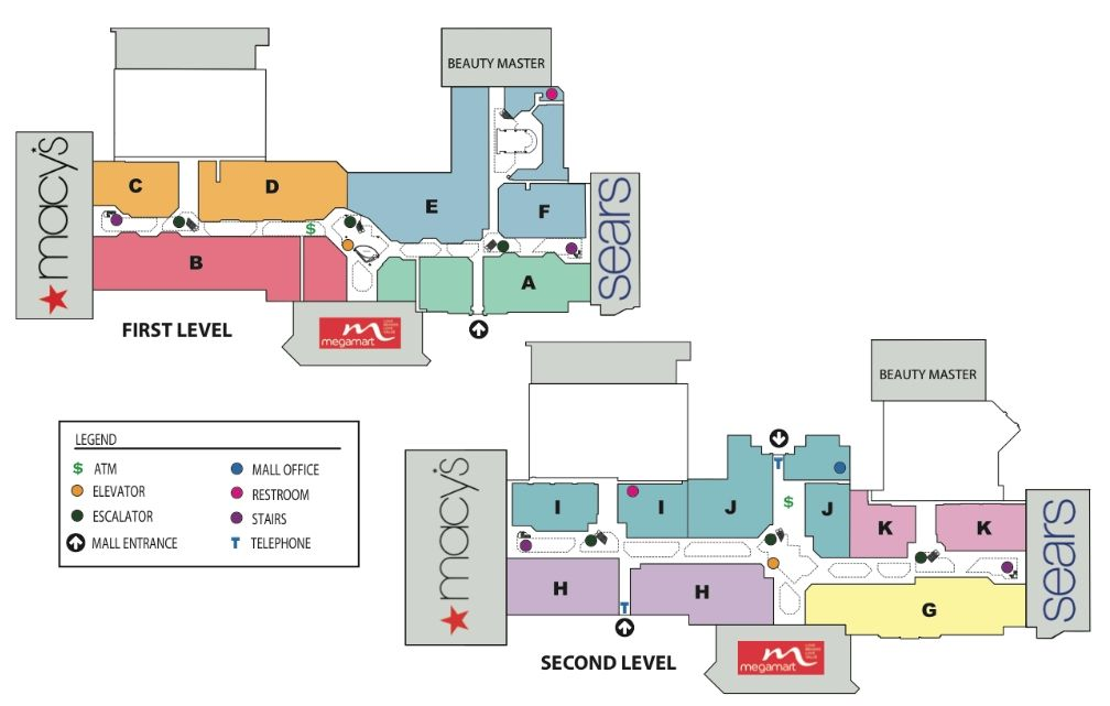 Gwinnett Place Mall Shopping Plan Mall Mall Stores Places