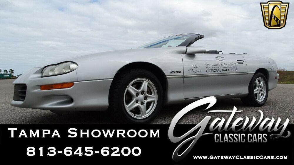 Ebay Advertisement 1998 Camaro Z28 5 7l V8 1998 Chevrolet Camaro