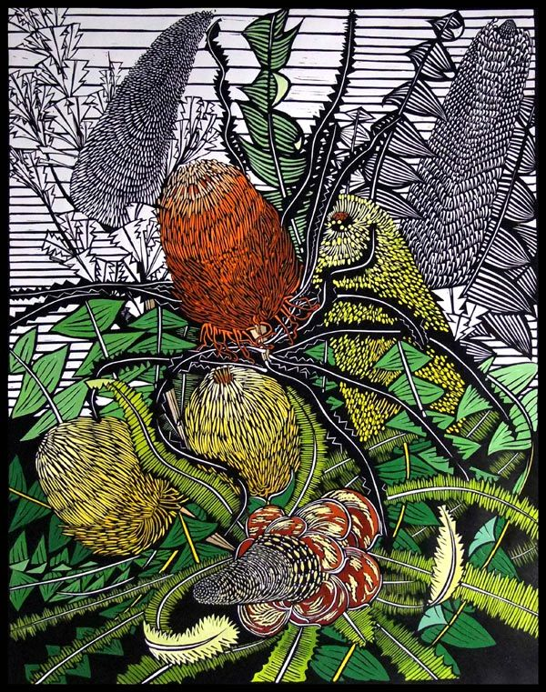Banksias