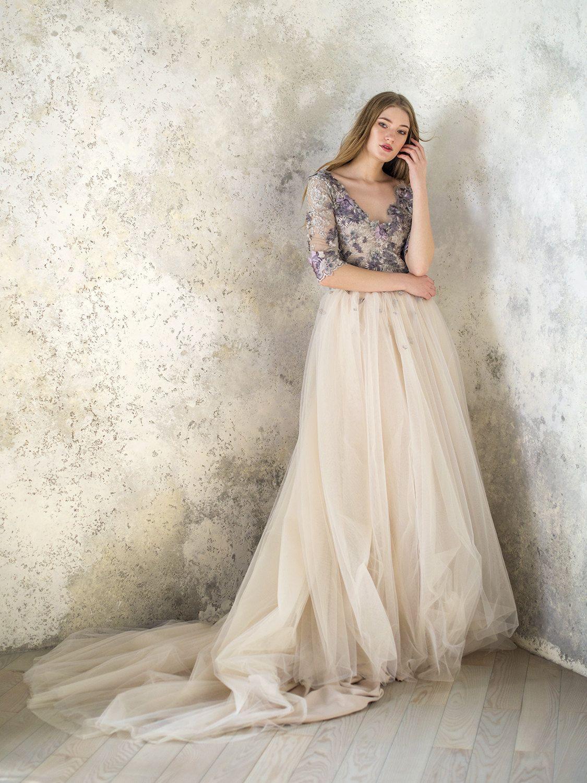 vestido de novia wicca