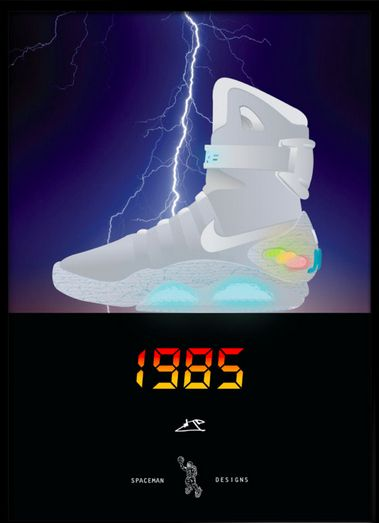 69fafed7f9a4 Back to the Future - Nike Air Mag