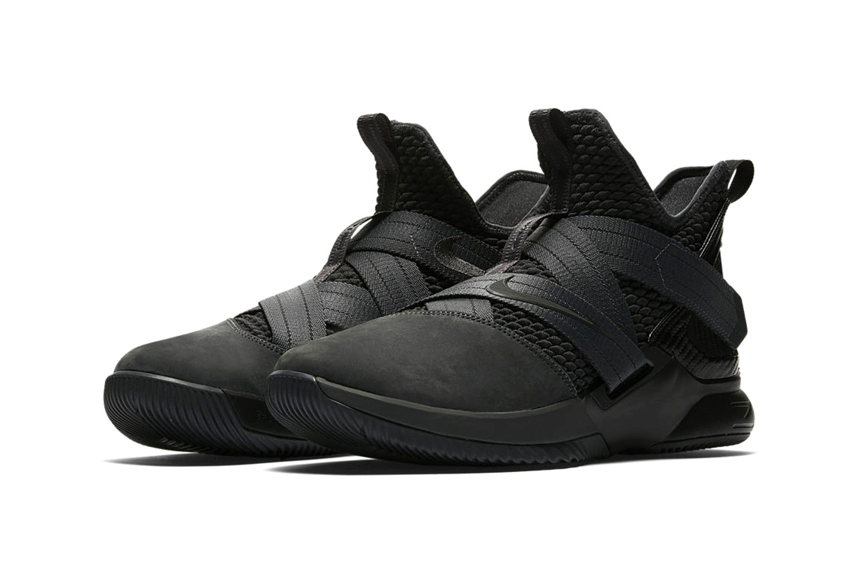 finest selection 76761 1676b Nike LeBron Soldier 12 Makes Its Debut in