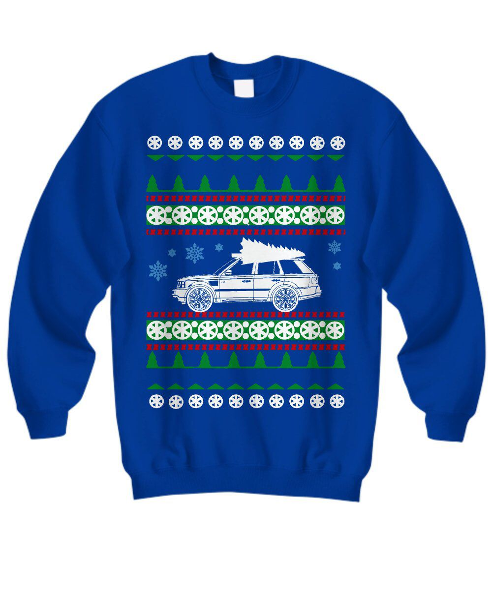 Pin on CARS, TRUCKS, SUV's, WAGONS & MORE Ugly Christmas