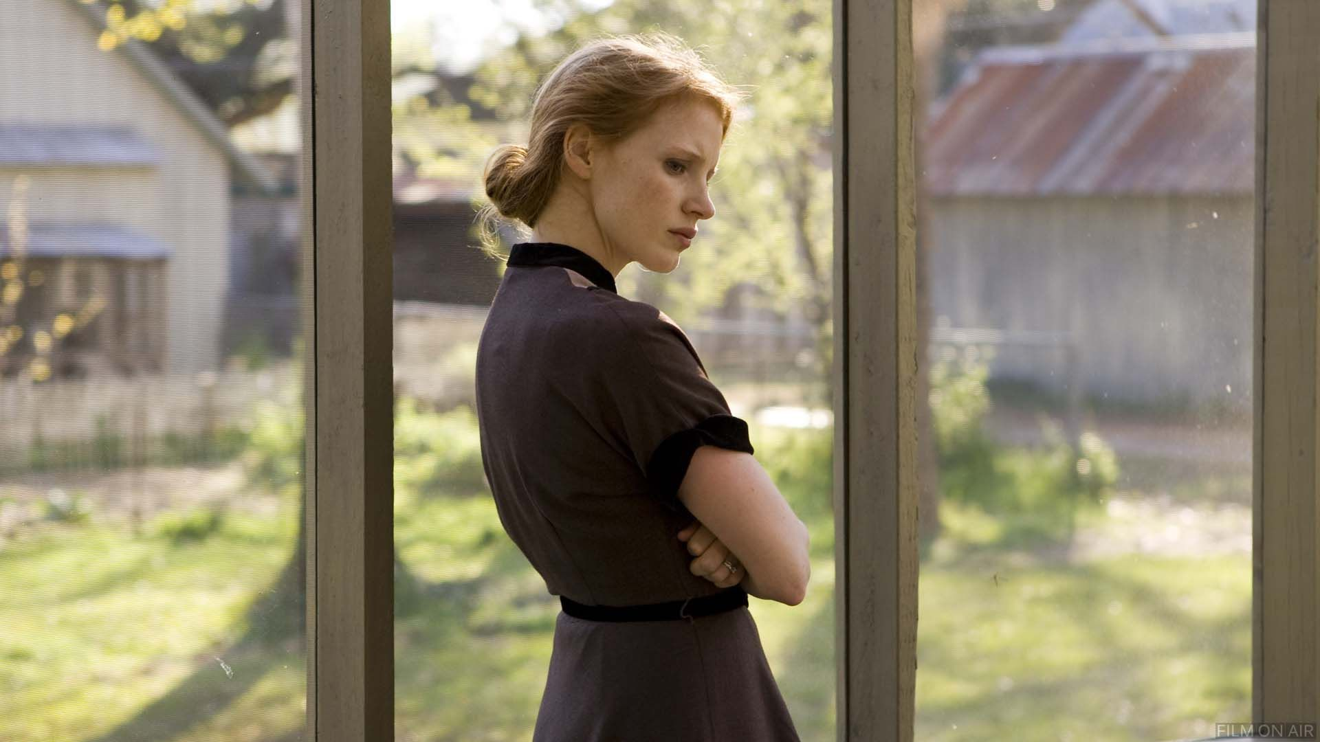 """Jessica Chastain in """"Tree of Life"""""""