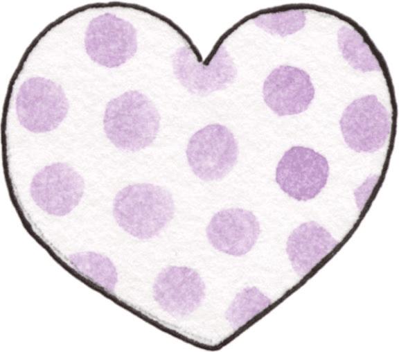 Corazon Con Topos Violetas Baby Clip Art Baby Girl Clipart Kids Rugs
