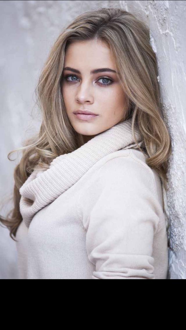 Josephine Langford | Gorgeous in 2019 | Long hair styles ... Josephine Langford