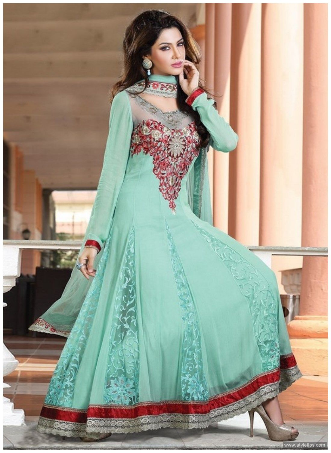 Cheap pakistani dresses design onlien | fashion | Pinterest ...