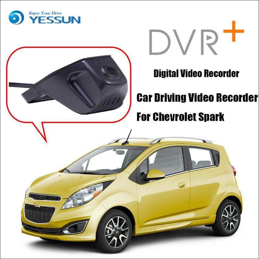 Yessun Car Dvr Digital Video Recorder Hd 1080p For Chevrolet Spark