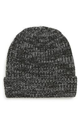 db280035f9061 FRYE Designer Rib Knit Wool Beanie