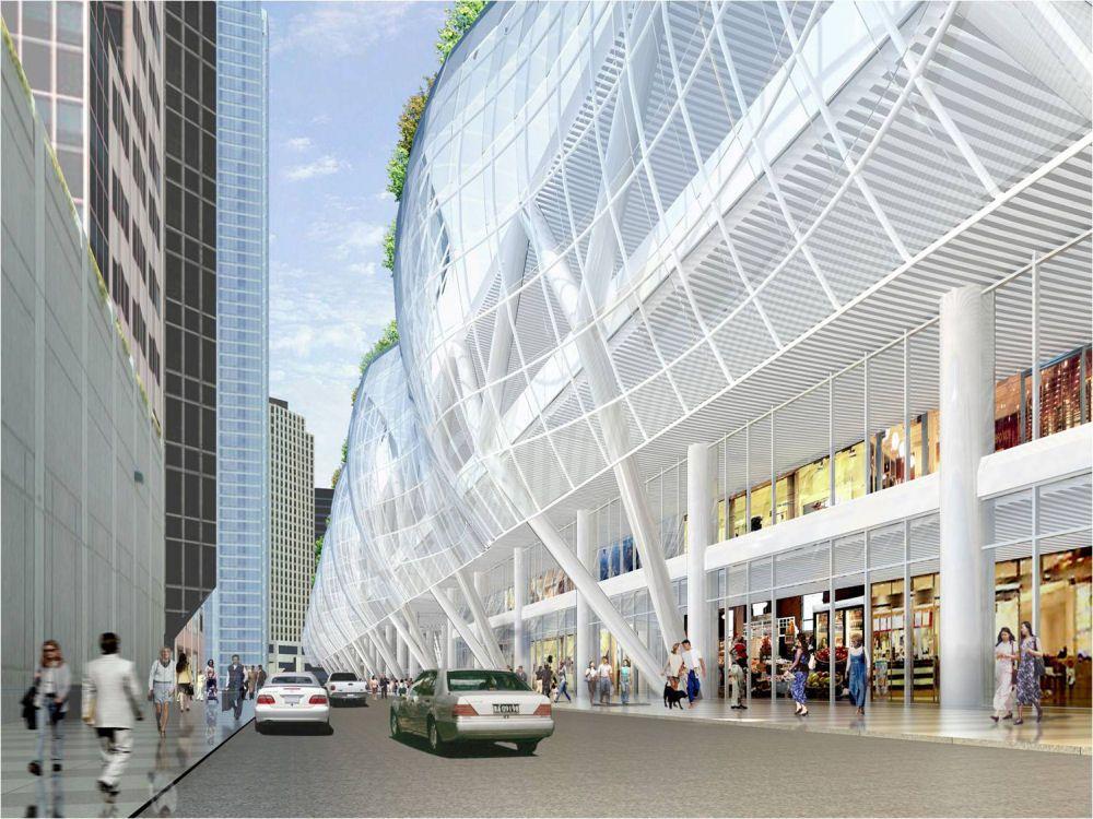 Transbay Transit Terminal - Pelli Clarke Pelli Architects