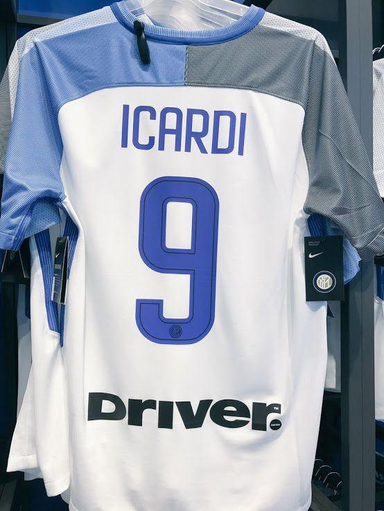 Maillot Domicile Inter Milan TOMMASO BERNI