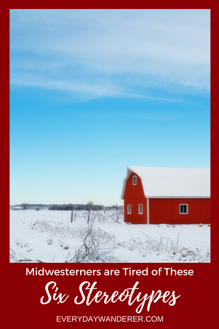 Do you believe these six stereotypes about the Midwest? #MWTravel #midwest #travel