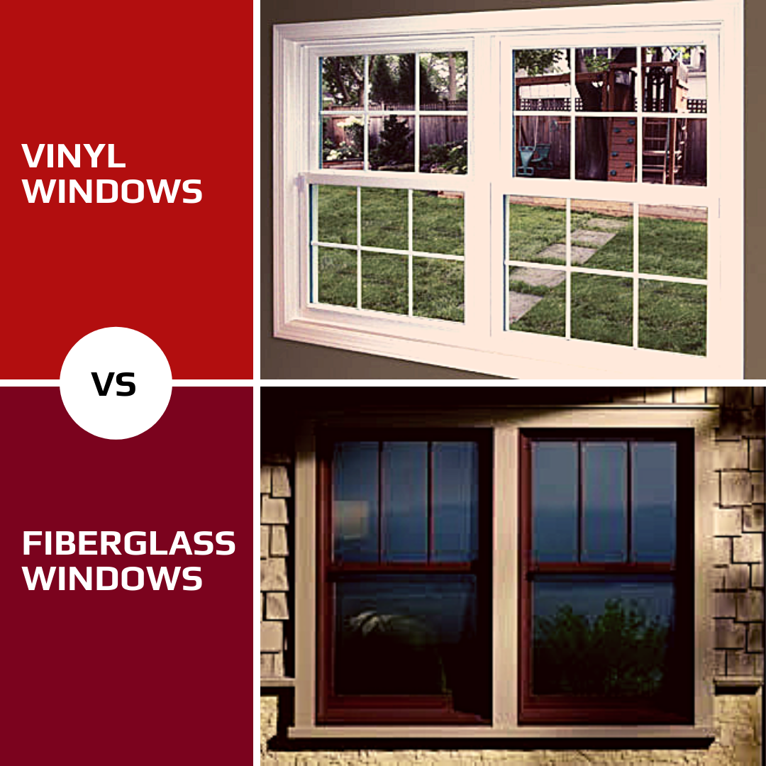 Fiberglass Tends To Be The Most Durable Window Option While Vinyl Are Less Expensive Both Will Hold Up To Th Window Styles Fiberglass Windows Durable Windows