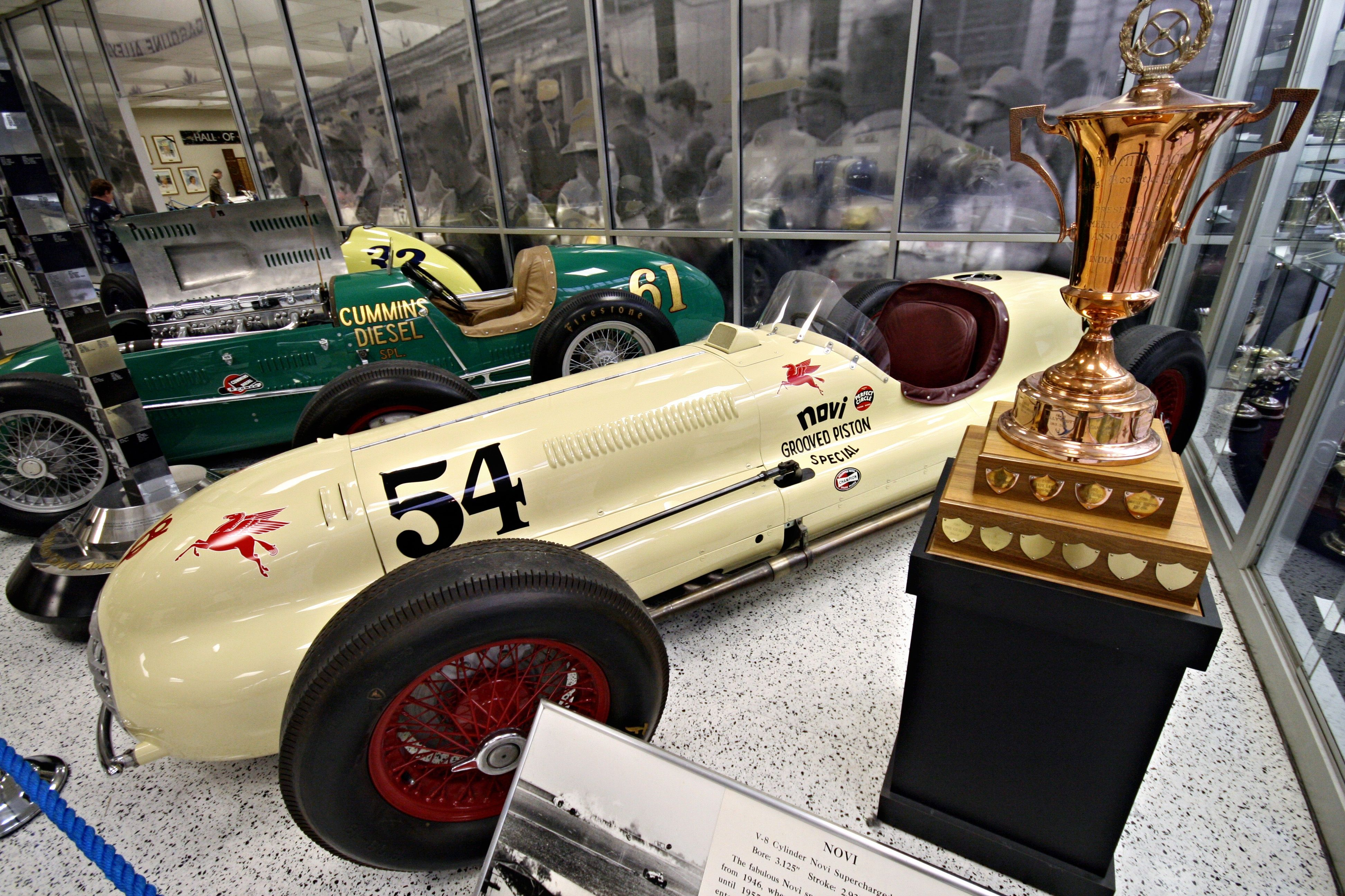 SIGHTS. Hall Of Fame Museum. The Hall of Fame Museum features 75 ...
