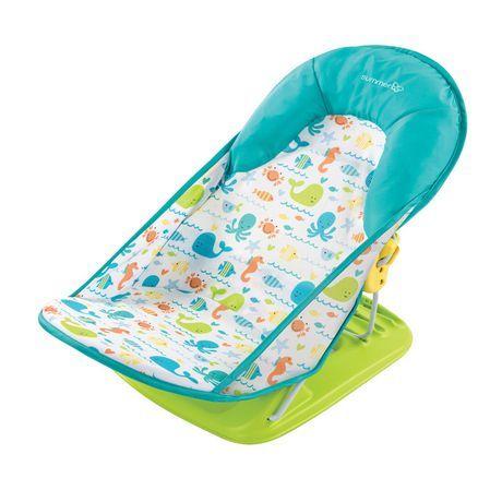 Summer Infant Deluxe Baby Bather Whalin Around | Summer