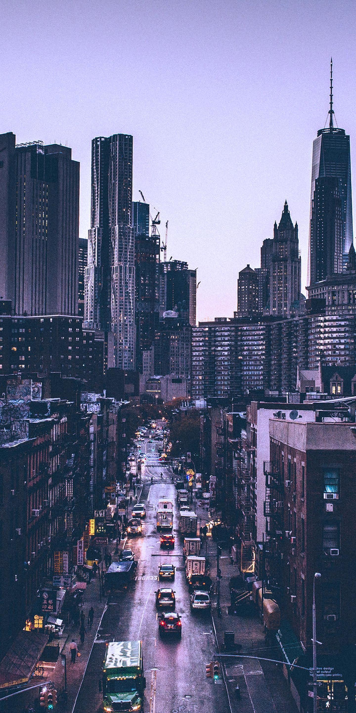 Aesthetic New York Iphone Wallpaper In 2020 City Wallpaper