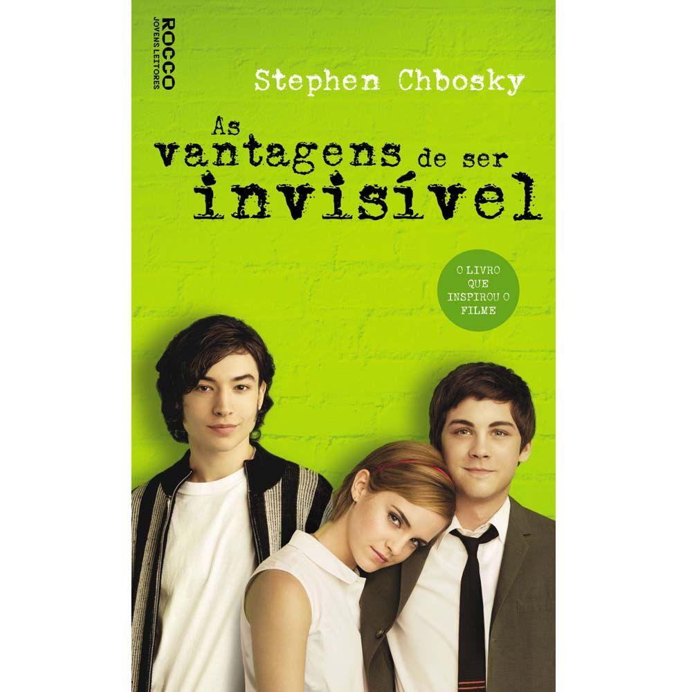 Livro As Vantagens De Ser Invisivel Livros Infanto Juvenil As