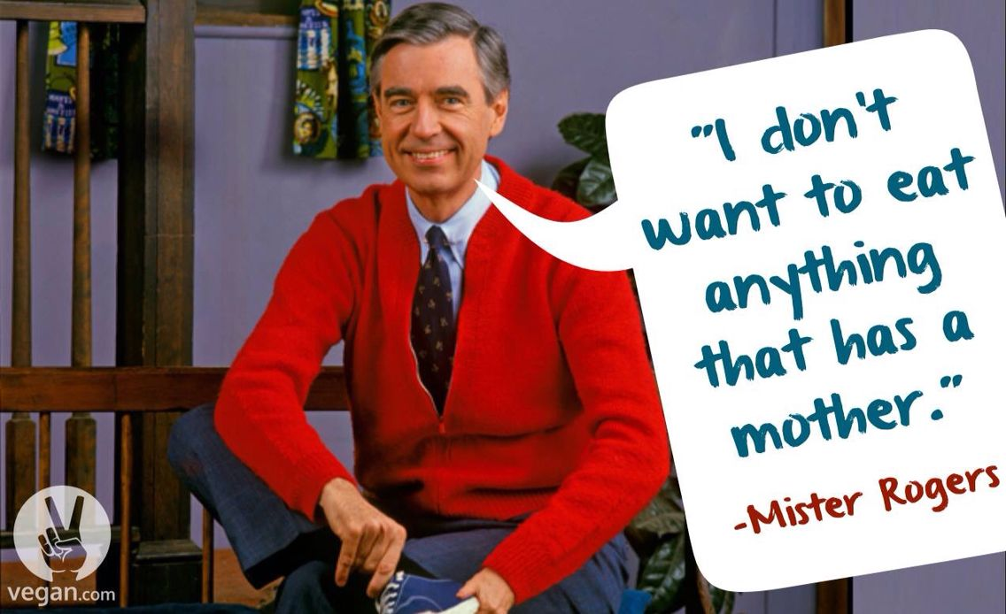What Would Mister Rogers Eat Thanksgiving In The Neighborhood With Images Mr Rogers Fred Rogers Rogers