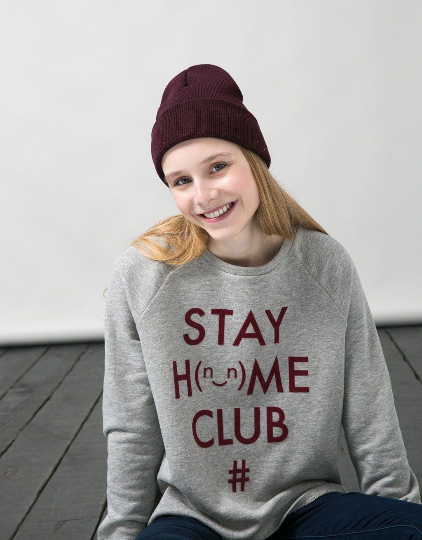 BSK face sweatshirt - Sweatshirts - Bershka United Kingdom