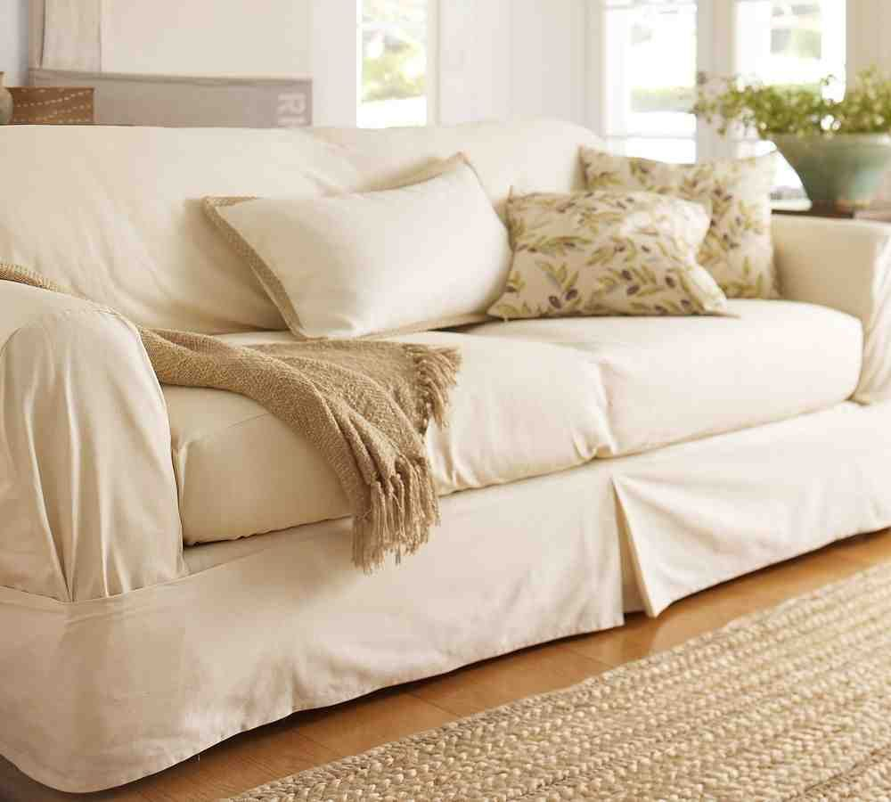 Pottery Barn Sofa Covers With Images Slip Covers Couch
