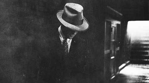 Amanda Detective Aesthetic Mafia 1920s Aesthetic