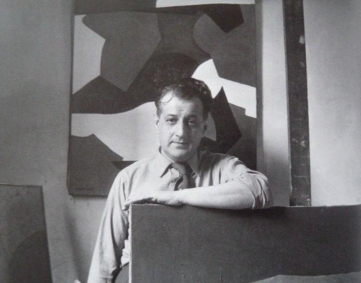 Serge Poliakoff 1900 -1969