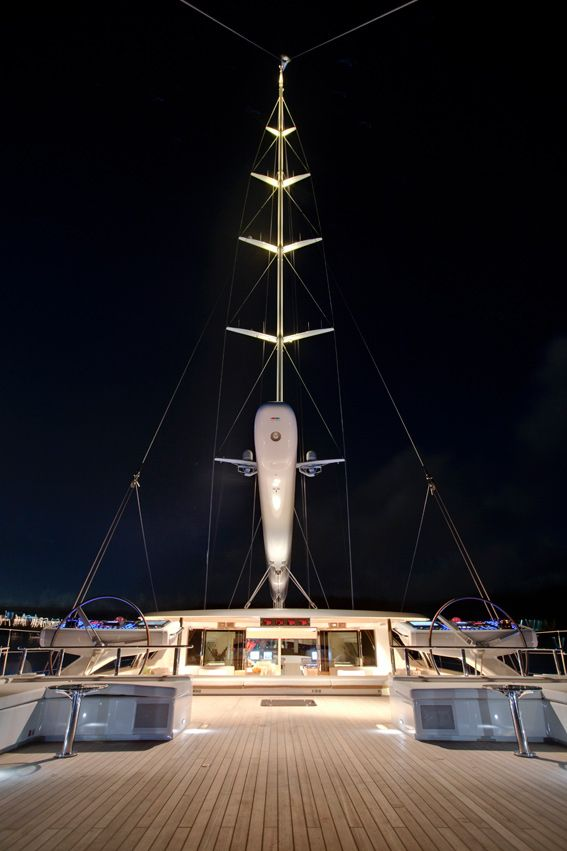 Superyacht Zefira Yachtworldcharters Ywc Faire De La Voile