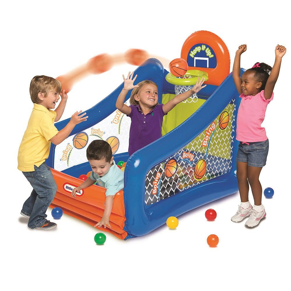 Little Tikes Hoop It Up Value Pack Ball Pit Little Tikes