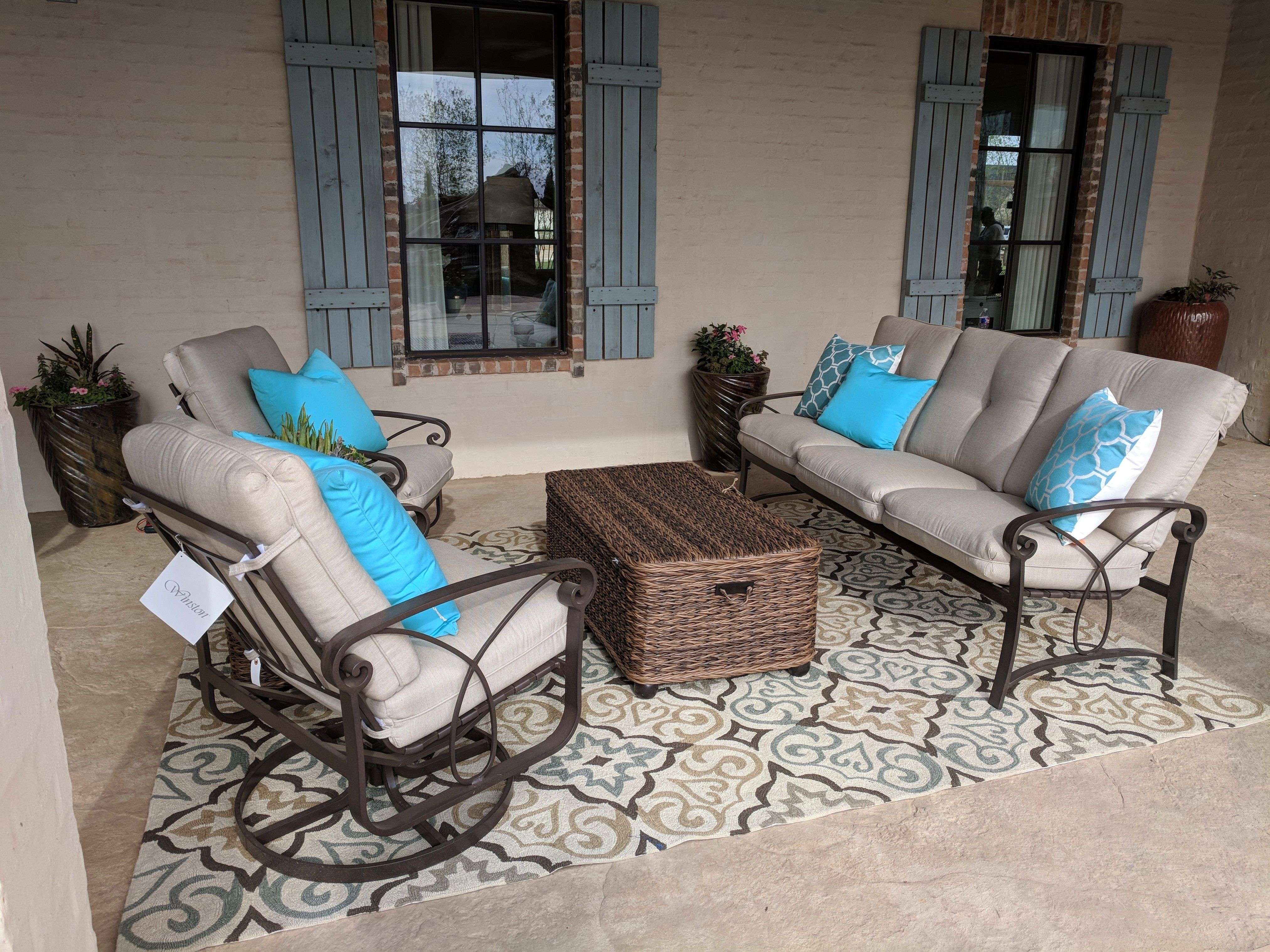 winston palazzo outdoor furniture