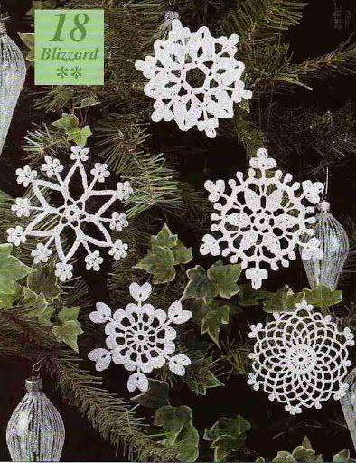 Boże Narodzenie - śnieżynki - Anna S - Picasa Web Album
